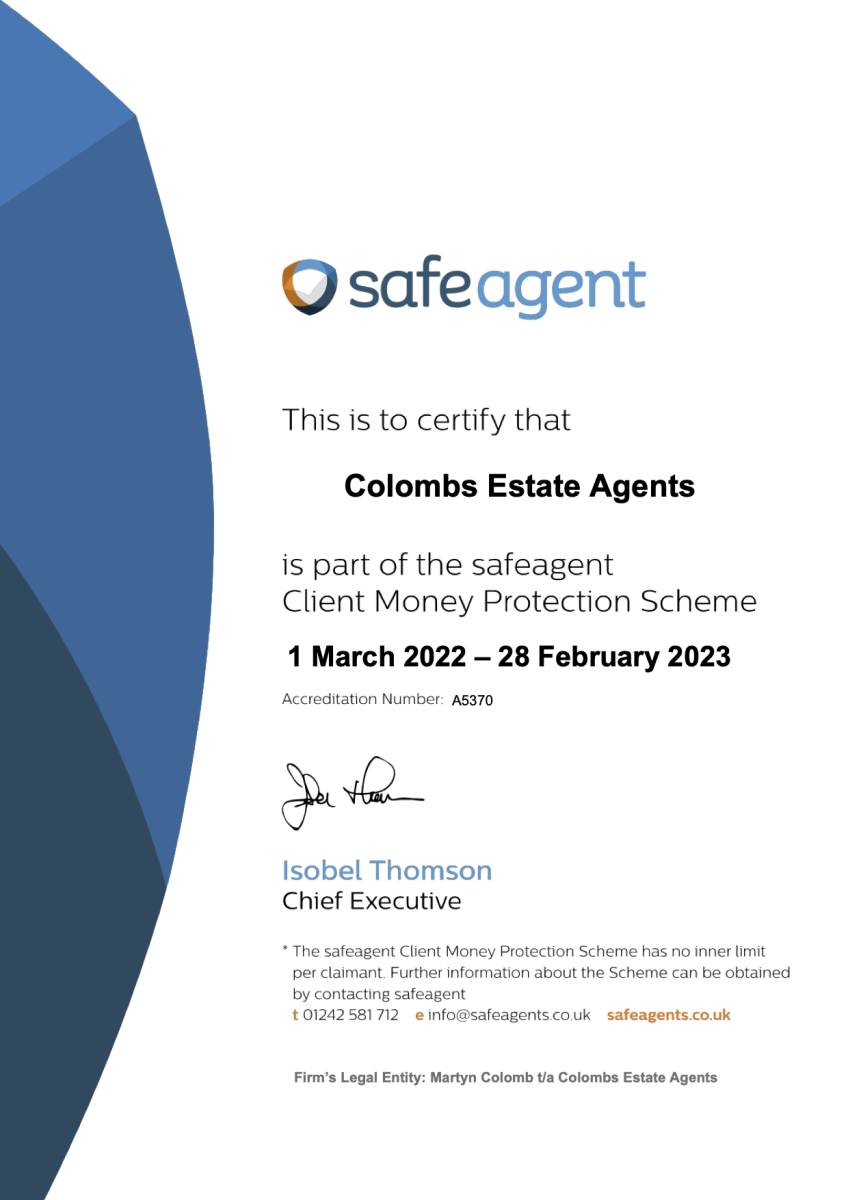 Safe Agent Certification